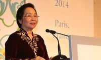Participa Vietnam en la Cumbre mundial de las mujeres