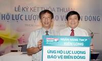 Más de 100 mil dólares para ayudar a soldados marítimos vietnamitas