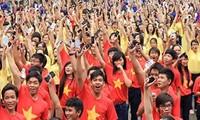 """Lanzan campaña """"Millones de corazones hacia el mar y las islas vietnamitas"""""""