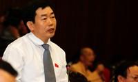 Parlamento vietnamita analiza proyecto de ley en materia de la organización legislativa (modificada)