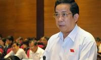 Última semana del séptimo período de sesiones del Parlamento vietnamita