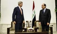 Primer ministro de Iraq exhorta al enfrentamiento internacional contra la amenaza de ISIS