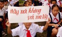 Vietnam refuerza la lucha contra el abuso de drogas y el narcotráfico
