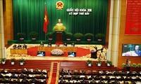 Concluyen VII período de sesiones de Asamblea Nacional de Vietnam