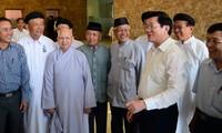 Recalcan la política pacífica y la determinación de Vietnam de defender la soberanía