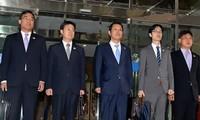 Dos países coreanos inician las quintas conversaciones sobre el parque industrial de Kaesong