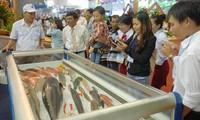 Inaugurada la Feria Internacional de Productos acuáticos Vietnam 2014