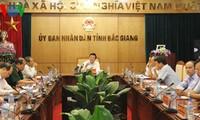 Orienta el presidente vietnamita desarrollo económico en Bac Giang