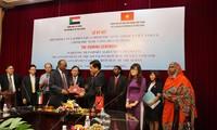 Vietnam y Sudán firman acuerdo en transporte marítimo