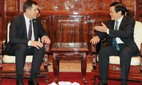 Impulsan Vietnam y Bielorrusia cooperación en diferentes sectores
