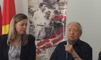 Conmemoran gesto heroico de amigos venezolanos por héroe vietnamita