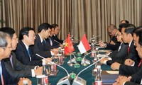 Robustecen Vietnam e Indonesia comercio bilateral