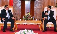 Vietnam y Chile sigue cultivando relaciones de amistad