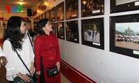 Celebran exhibición sobre ejemplo de soldados de Ho Chi Minh
