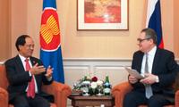 Rusia confirma apoyo al papel central de la ASEAN