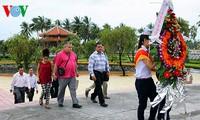 Delegación venezolana visitó tierra natal de Nguyen Van Troi