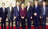 Inauguran conferencia de Cancilleres del G-7