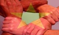 40 años del espíritu solidario y de concordia nacional