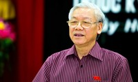 Urge líder político de Vietnam a impulsar la lucha anticorrupción