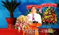 Numerosas actividades conmemorativas por aniversario 40 de reunificación del país