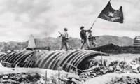 Hace 61 años ondeó en Dien Bien Phu la bandera Decididos a combatir y vencer