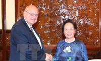 Estrechan Vietnam y Brasil cooperación bilateral