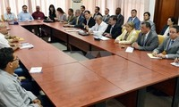 Reanudan guerrilla y gobierno colombiano negociación de paz