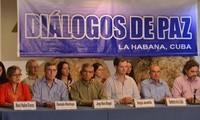 Cierran la guerrilla y el gobierno colombiano ciclo 37 de diálogos de paz
