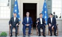 Arrancan conversaciones estratégicas y económicas Estados Unidos - China