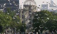 Conmemoran en Hiroshima 70 años del desastre atómico