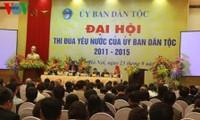 Emulación patriótica entre etnias vietnamitas contribuye a enaltecer solidaridad nacional