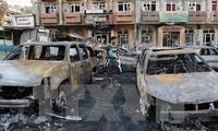 Ataques con explosivos causan masivas bajas en Iraq