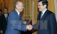 Vietnam sigue en coordinación con Japón para la industrialización y modernización nacional