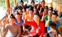 Vietnam eleva la tasa de participacion femnina en la esfera política
