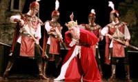 """""""Hamlet"""" de Shakespeare en el Teatro Dramático Nacional"""