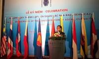 Celebran en Vietnam 40 aniversario de Federación de Periodistas de ASEAN