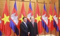 Vietnam y Camboya fortalecen cooperación parlamentaria