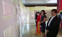 Vietnam acerca patrimonios documentales de la Humanidad al público nacional