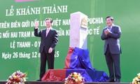 Vietnam y Camboya avanzan en la demarcación limítrofe en la frontera terrestre