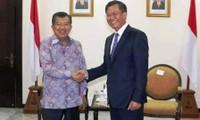 Vietnam e Indonesia se comprometen a impulsar la asociación estratégica