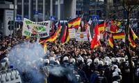 Países europeos rechazan ola de migración