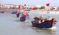 Cientos de barcos pesqueros reanudan trabajo en caladero de Truong Sa