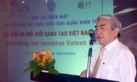 Vietnam alienta aportes de compatriotas en ultramar al desarrollo científico-tecnológico