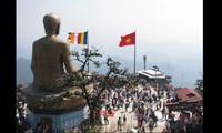Festival de Yen Tu, típica fiesta budista vietnamita