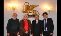 Prioriza Venecia impulso de cooperación con Vietnam en cultura y turismo