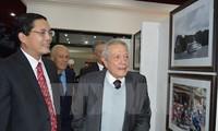 Exhibición sobre los logros de la renovación de Vietnam en Egipto