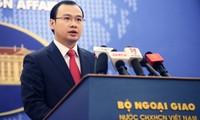 Vietnam persiste en defender su soberanía y los intereses nacionales en Mar Oriental