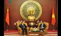 Destacan cooperación tradicional entre localidades de Vietnam y China