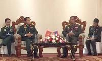 Vietnam aboga por reforzar cooperación en defensa con Laos, Filipinas, Myanmar y Brunei