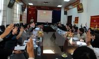 Efectúan II conferencia consultiva popular en preparación de elecciones legislativas de Vietnam